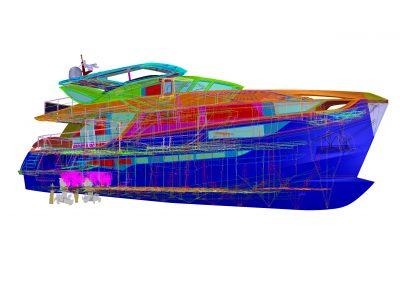 Ilumen28M - 3d Technical view