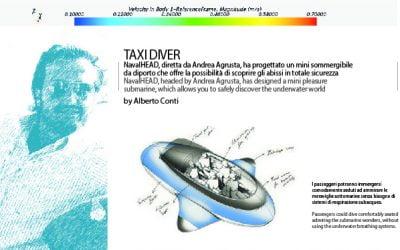 BARCHE – Taxi Diver